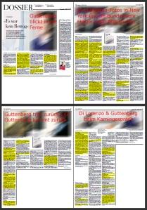 Interview der Wochenzeitung Die Zeit mit Guttenberg, Ausgabe 48, 2011