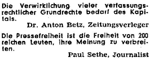 Stimmen verstummt. In: Der Spiegel, 25. September 1967, S. 36