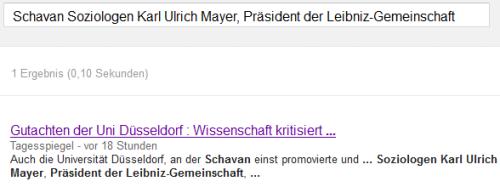 Screenshot einer Suchanfrage, 16. Oktober, 12:30 Uhr