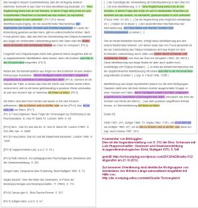 Vergleich Schavan, S. 312, mit Hupperschwiller, S. 54f.