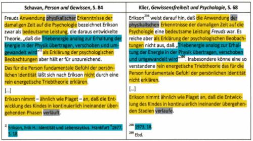FAZ-Abbildung aus dem Rohrbacher-Gutachten, S. 39
