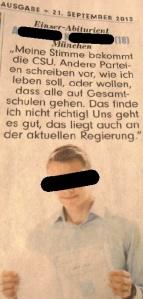 Einser-Abiturient