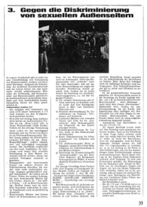 Aus dem Grundsatzprogramm 1980